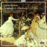 Louise Farrenc Symphonies – Symphony No.1 op. 32 in C minor