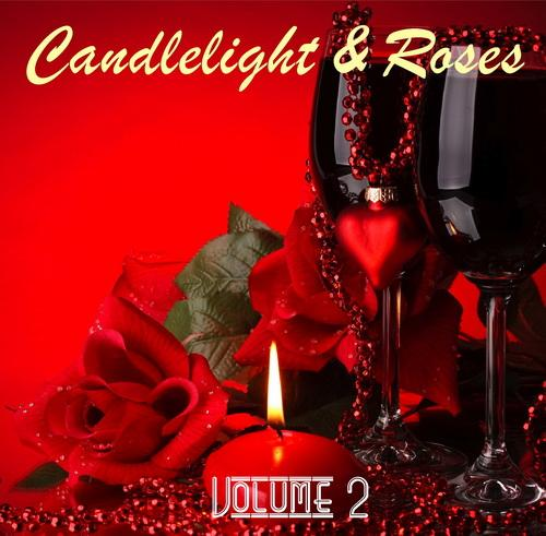 Candlelight-And-Roses