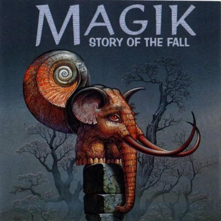 DJ Tiesto - Magik, Vol. 2 Story of the Fall - 1998